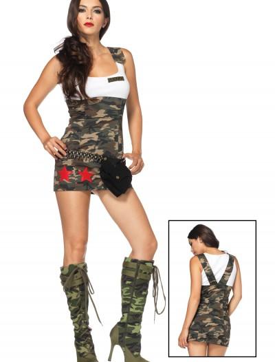 Combat Cutie Costume, halloween costume (Combat Cutie Costume)