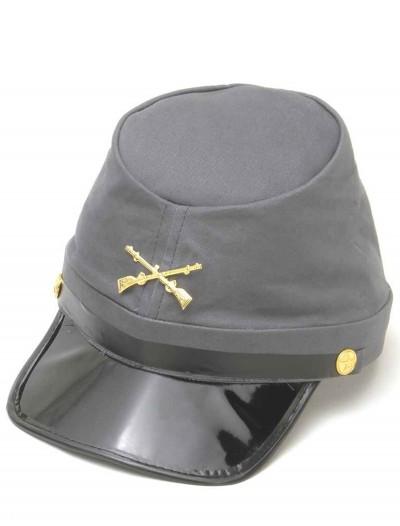 Confederate Kepi Hat, halloween costume (Confederate Kepi Hat)