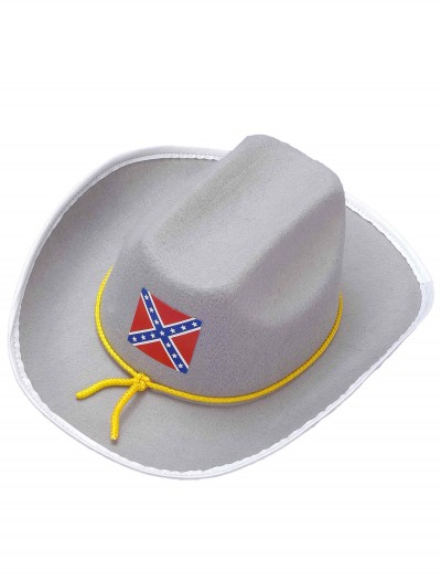 Confederate Officer Hat, halloween costume (Confederate Officer Hat)