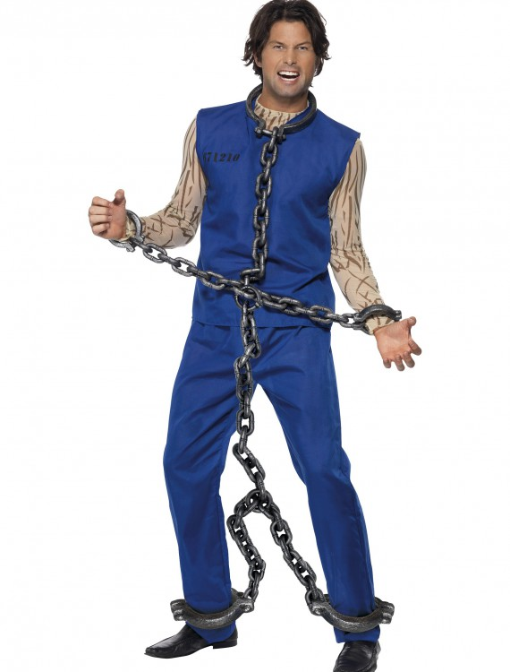 Convict Chains, halloween costume (Convict Chains)