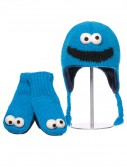 Cookie Monster Toddler Hat, halloween costume (Cookie Monster Toddler Hat)