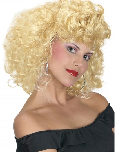 Sexy 50s Lady Wig, halloween costume (Sexy 50s Lady Wig)