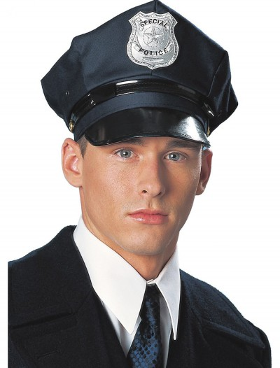 Cop Hat, halloween costume (Cop Hat)