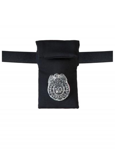 Cop Wrist Wallet, halloween costume (Cop Wrist Wallet)