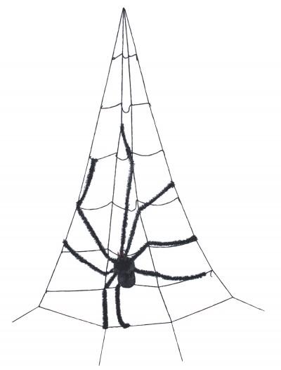 Corner Spider Web w/Spider, halloween costume (Corner Spider Web w/Spider)