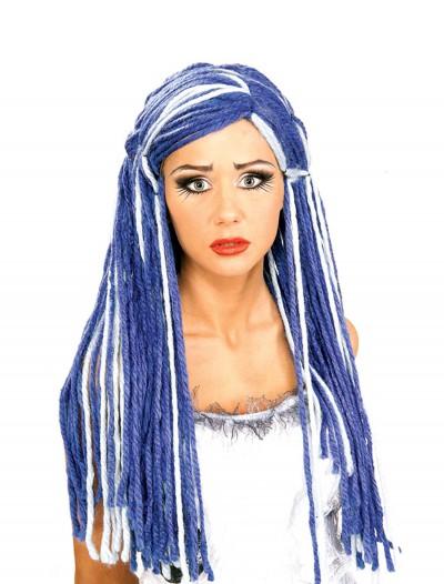 Corpse Bride Wig, halloween costume (Corpse Bride Wig)