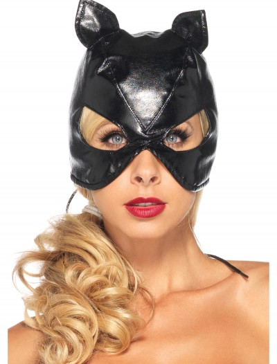 Corset Lace Cat Mask, halloween costume (Corset Lace Cat Mask)