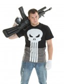 Costume Punisher T-Shirt, halloween costume (Costume Punisher T-Shirt)