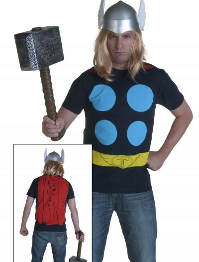 Costume Thor T-Shirt, halloween costume (Costume Thor T-Shirt)