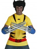 Costume X-Men Wolverine T-Shirt, halloween costume (Costume X-Men Wolverine T-Shirt)