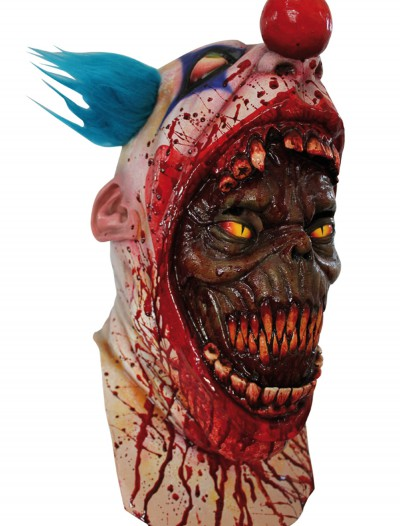 Coulrophobia Clown Mask, halloween costume (Coulrophobia Clown Mask)
