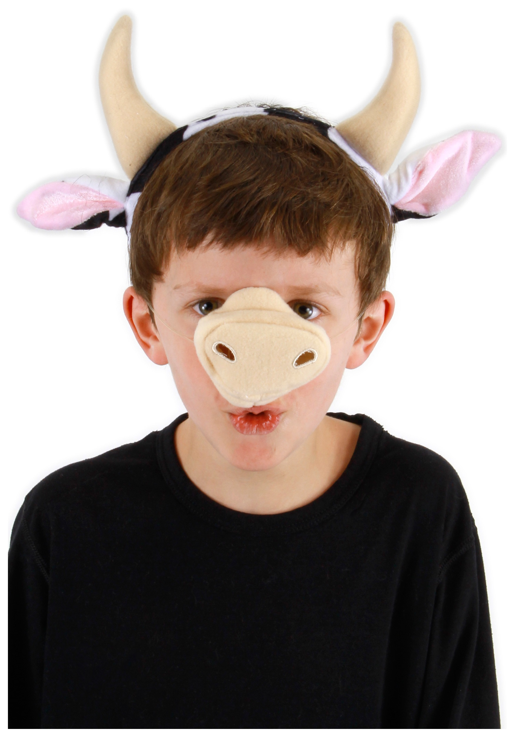 Cow Ears and Tail Set  sc 1 st  Halloween Costumes & Cow Ears and Tail Set - Halloween Costumes