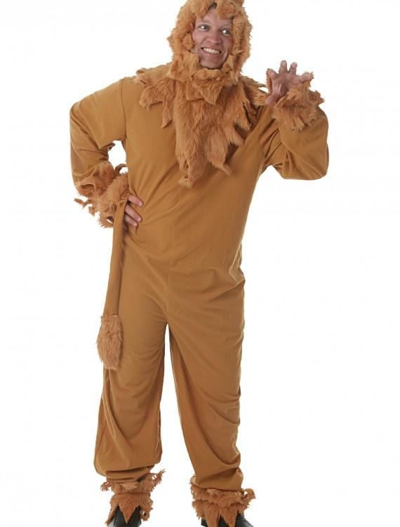 Mens Lion Costume, halloween costume (Mens Lion Costume)