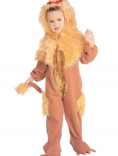 Cowardly Lion Toddler Costume, halloween costume (Cowardly Lion Toddler Costume)