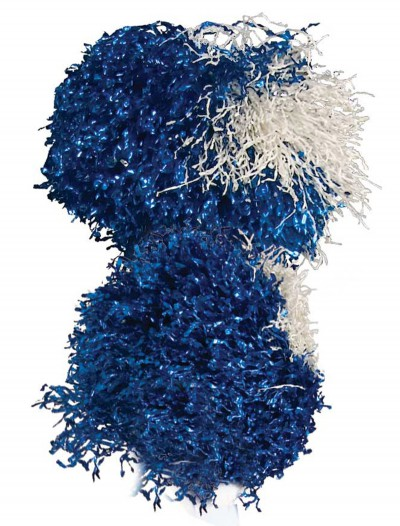 Cowboys Cheerleader Pom Poms, halloween costume (Cowboys Cheerleader Pom Poms)