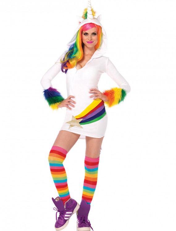 Cozy Unicorn Adult Costume, halloween costume (Cozy Unicorn Adult Costume)
