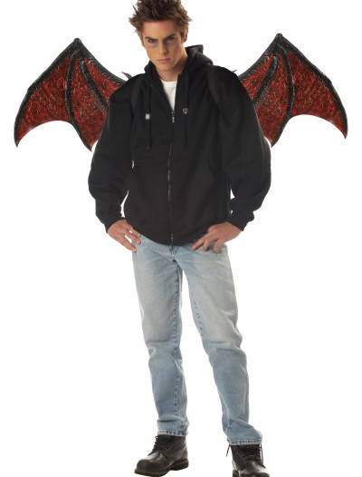 Creature Wings, halloween costume (Creature Wings)