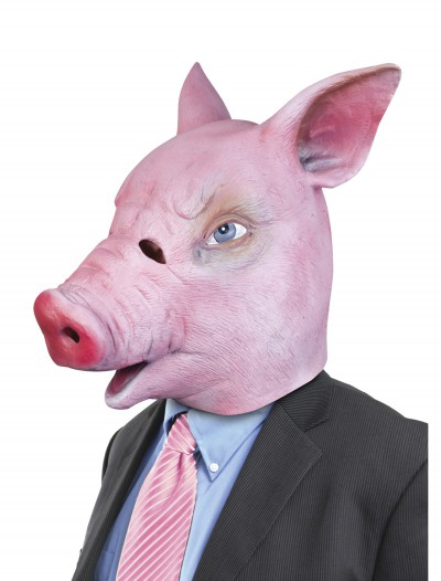 Creepy Pig Mask, halloween costume (Creepy Pig Mask)