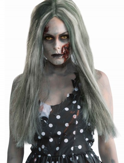 Creepy Zombie Wig, halloween costume (Creepy Zombie Wig)