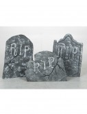 Crooked Stone Tombstone Set, halloween costume (Crooked Stone Tombstone Set)