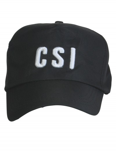 CSI Hat, halloween costume (CSI Hat)