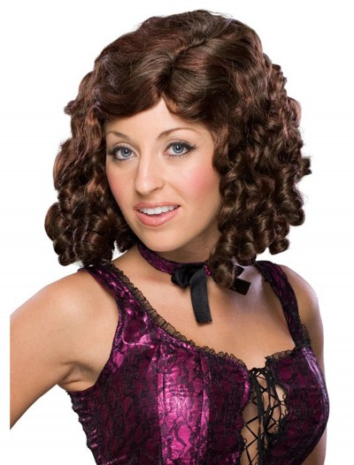Curly Munchkin Girl Wig, halloween costume (Curly Munchkin Girl Wig)