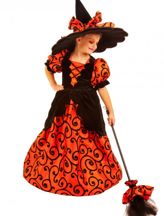 Curly the Witch Costume, halloween costume (Curly the Witch Costume)