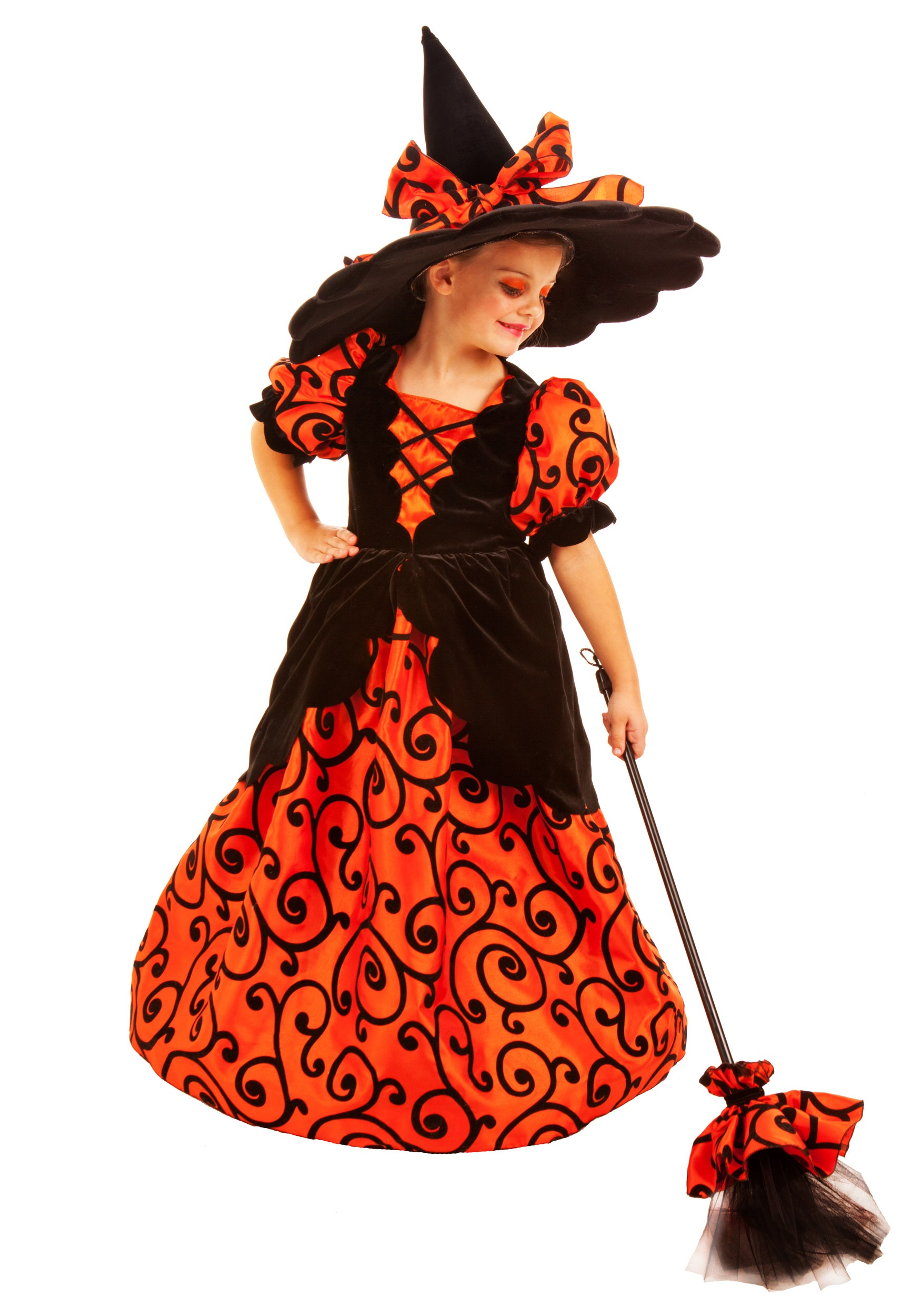 curly the witch costume - halloween costumes