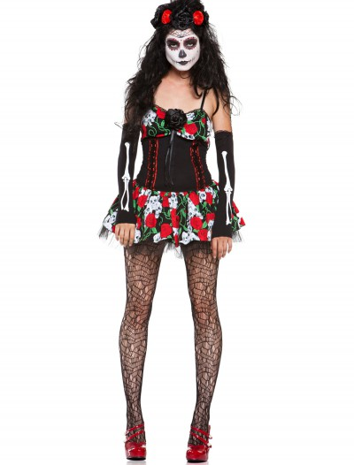 Dahlia of the Dead Costume, halloween costume (Dahlia of the Dead Costume)