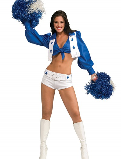 Dallas Cowboys Cheerleader Costume, halloween costume (Dallas Cowboys Cheerleader Costume)