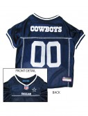 Dallas Cowboys Dog Mesh Jersey, halloween costume (Dallas Cowboys Dog Mesh Jersey)