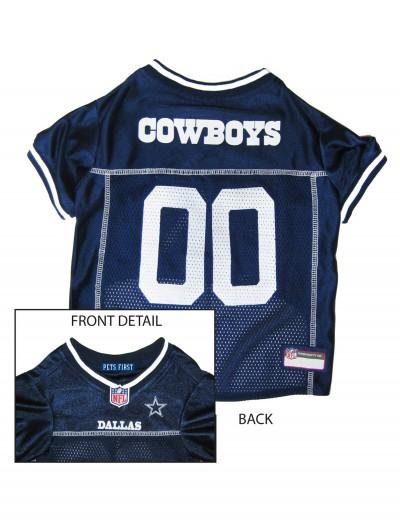 Dallas Cowboys Dog Mesh Jersey, halloween costume (Dallas Cowboys Dog Mesh Jersey)
