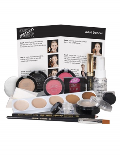 Dancers Makeup Kit, halloween costume (Dancers Makeup Kit)