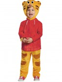 Daniel Tiger Deluxe Toddler Costume, halloween costume (Daniel Tiger Deluxe Toddler Costume)