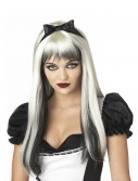 Dark Alice Wig, halloween costume (Dark Alice Wig)