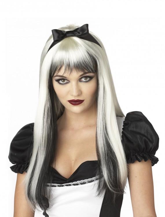 Dark Alice Wig, halloween costume (Dark Alice Wig)