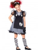 Dark Dollie Child Costume, halloween costume (Dark Dollie Child Costume)