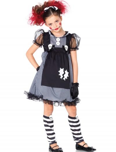 Dark Dollie Child Costume, halloween costume (Dark Dollie Child Costume)
