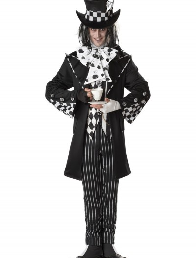 Dark Mad Hatter Costume, halloween costume (Dark Mad Hatter Costume)