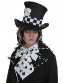 Dark Mad Hatter Wig, halloween costume (Dark Mad Hatter Wig)