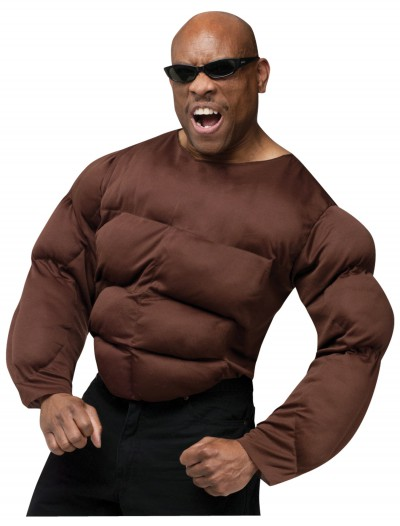 Dark Muscle Chest Shirt, halloween costume (Dark Muscle Chest Shirt)