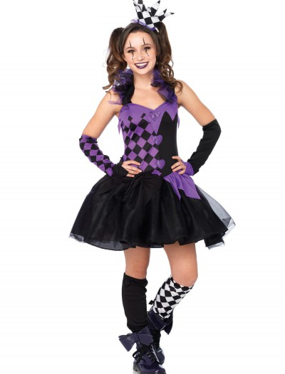 Darling Jester Teen Costume, halloween costume (Darling Jester Teen Costume)
