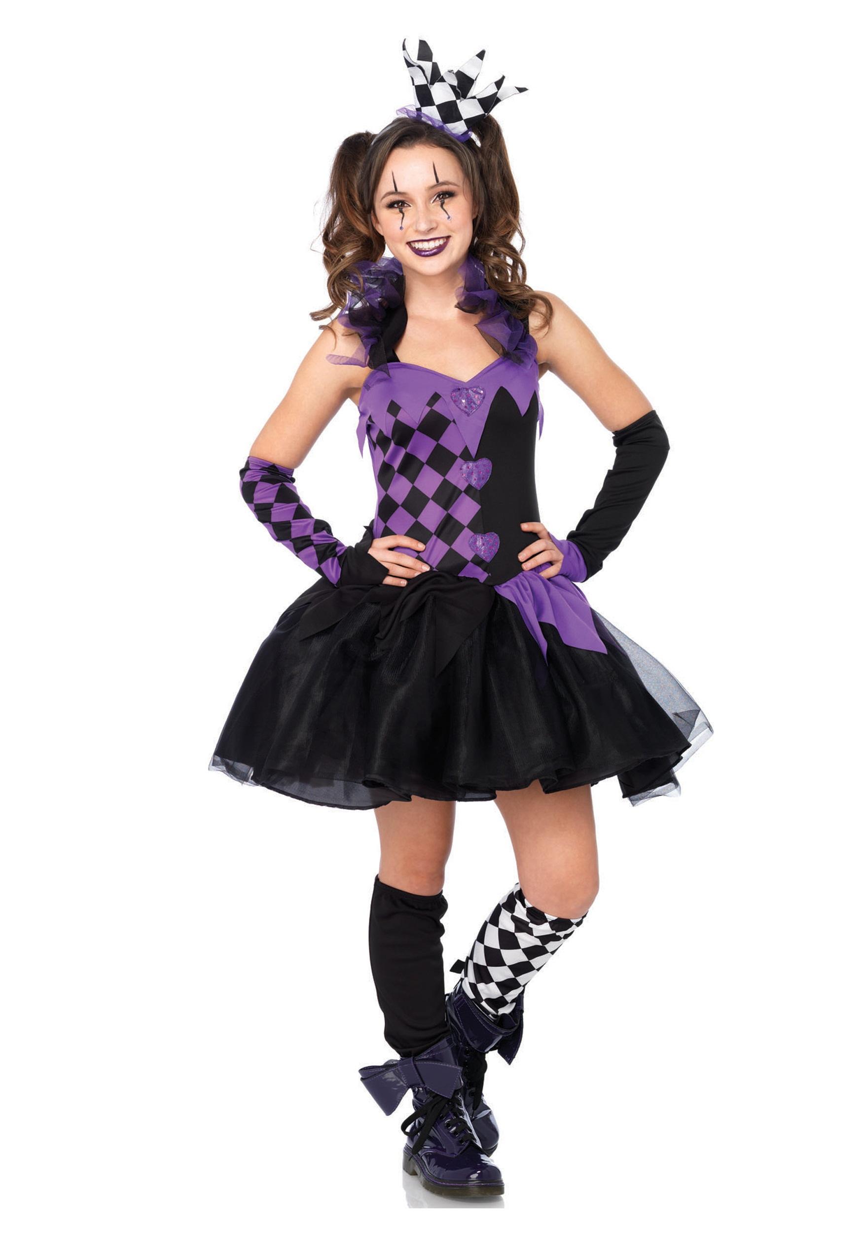 mask-girls-costume-teen
