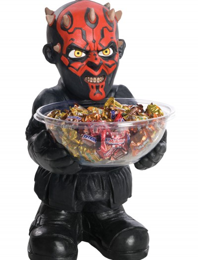 Darth Maul Candy Bowl Holder, halloween costume (Darth Maul Candy Bowl Holder)