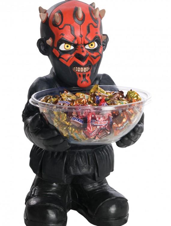 Darth Maul Candy Bowl Holder, halloween costume (Darth Maul Candy Bowl Holder)