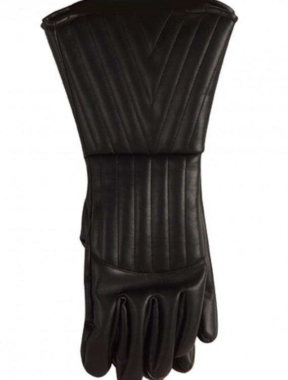 Darth Vader Adult Gloves, halloween costume (Darth Vader Adult Gloves)