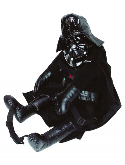 Darth Vader Back Buddy, halloween costume (Darth Vader Back Buddy)