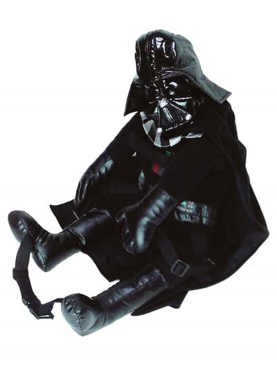 Darth Vader Back Buddy, halloween costume (Darth Vader Back Buddy)