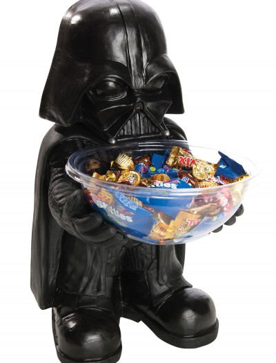 Darth Vader Candy Bowl Holder, halloween costume (Darth Vader Candy Bowl Holder)