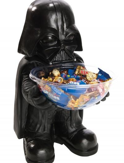 Darth Vader Candy Bowl Holder, halloween costume (Darth Vader Candy Bowl Holder)